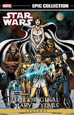 Star Wars Legends Epic Collection: The Original Marvel Years Vol. 1: Vol. 1 by …