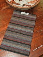 1/4 YD 100% WOOL FOR RUG HOOKING OR WOOL APPLIQUE ~ IN THE NAVY