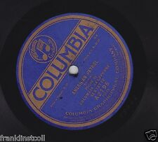 Saxo Sextette on 78 rpm Columbia A2195: Call of a Nation