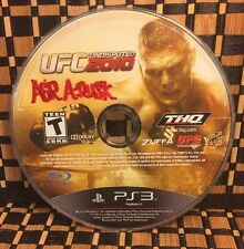 UFC Undisputed 2010 (Sony PlayStation 3, 2010) USED (DISC ONLY) #10439