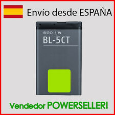 Bateria BL-5CT para Nokia 3720c,5220xp XpressMusic Xpress Music,6303c ,6730c