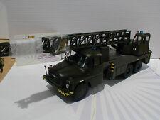 """Premium ClassiXXs 12878 # Tatra 138 Kranwagen Militär in """" dunkeloliv """" 1:43 NEU"""