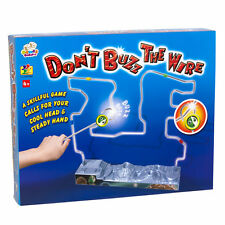 Don't Buzz The Wire Board Game Obstacles Buzzer Skill Game