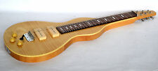 NEW WEISSENBORN SHAPE LAP STEEL GUITAR IN NATURAL FINISH - RIGHT HAND ONLY
