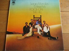 SERGIO MENDES & BRAZIL '66 - FOOL ON THE HILL - LP- A&M RECORDS - AMLS 922 - UK