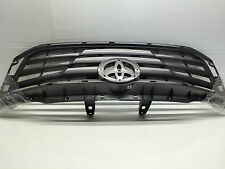 TOYOTA HILUX 2012-2015 FRONT BUMPER RADIATOR GRILL GREY 53111-0K690 NEW