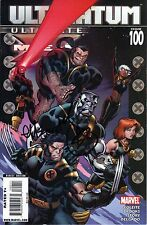 Ultimate X-Men vol.1 issue 100 signed by Mark Brooks & Ed McGuiness. NM