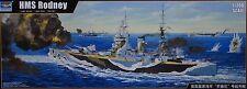 TRUMPETER® 03709 HMS Rodney in 1:200
