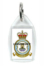 ROYAL AIR FORCE 42 EXPEDITIONARY SUPPORT WING KEY RING (ACRYLIC)