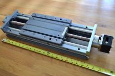NEW Thomson 2RB16 x500mm Super-Slide Linear Ballscrew Actuator - THK CNC Z-Axis