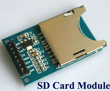 SD Card Module Slot Socket Reader  - Arduino, ARM and other MCU(136)