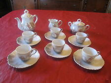 Vintage Kewpie Rose O'Neill Children's Tea Set Doll Tea Set Made in Germany
