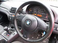 BMW e46 M Sport Volante in Pelle con airbag