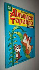 ALMANACCO TOPOLINO N. 11 1964