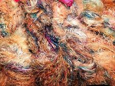 Gorgeous! $27 MOROCCO Colinette SILKYCHIC Hand-Dye X-SOFT Painterly Eyelash YARN
