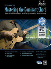 Mastering the Dominant Chord Bk/CD Mock, Don