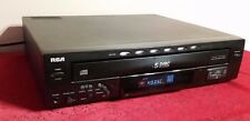RCA RP-8065B 5-DISC CAROUSEL COMPACT DISC PLAYER CHANGER TESTED