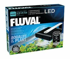 Fluval (A3970) 7800K Nano Aqualife and Plant Multi-Spectrum Performance LED Lamp