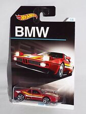 Hot Wheels 2016 Wal-Mart Exclusive Release BMW Series 1/8 BMW M1