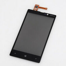 NOKIA LUMIA 820 TOUCH SCREEN VETRO ORIGINALE RICAMBIO CON FRAME