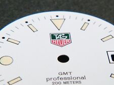 Tag Heuer dial - 28 mm GMT Professional, White dial