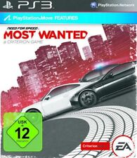 PlayStation 3 Need For Speed Most Wanted 2012 primera edición impecable