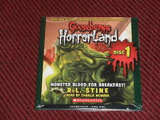 Goosebumps Horrorland: Monster Blood for Breakfast! 3 by R. L. Stine and Inc....
