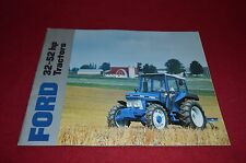 Ford 2810 2910 3910 4610 4610 4610 SU 2110 Tractor Dealer's Brochure YABE