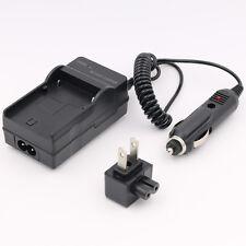 Infolithium-Ion M Battery Charger for SONY NP-FM-50 DCR-TRV14E DCR-TRV18E AC/CAR