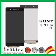 PANTALLA LCD + TACTIL SONY XPERIA Z2 D6502 D6503 D6543 L50W DISPLAY TOUCH SCREEN