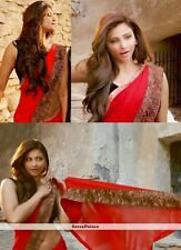 Saree Exclusive Beautiful Designer Bollywood Indian SAREE Partywear Sari 91