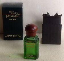 Miniature de parfum Jaguar for Men (EDT) 5ml plein avec boite