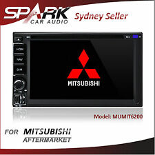 SP AFTERMARKET GPS DVD SAT NAV IPOD BLUETOOTH MITSUBISHI OUTLANDER PAJERO MIRAGE