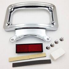 For Harley Road Glide Custom FLTRX 2010-2014 FLHX License Plate Mounting Kit