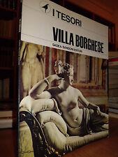 VILLA Borghese  - Paola della Pergola - 1966