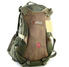 MULTIFUNCTION_men's Canvas Backpack Military Style M165G durable