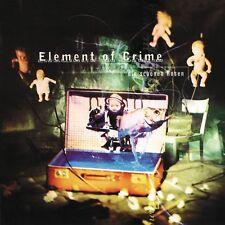 """ELEMENT OF CRIME """"DIE SCHÖNEN ROSEN"""" CD NEUWARE!!!!!!!!"""