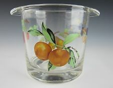 Royal Worcester China EVESHAM Ice Bucket with indent (France) EXCELLENT