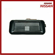 Genuine Nissan Almera MK2 L/H N/S Number Plate Light Lamp. New.
