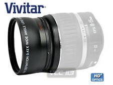 WIDE ANGLE LENS FOR OLYMPUS E-520 E-550 E-410 E-420 E-510 E-500 14-42mm 40-150mm