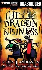 The Dragon Business by Kevin J. Anderson (2015, CD, Unabridged)