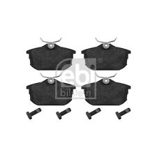 FEBI BILSTEIN 21861 Brake Pad Set, disc brake 16207