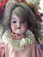 Antique German Bisque Armand Marseilles 390 Doll Needs Love