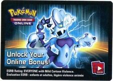 Pokemon Thundurus EX ONLINE Code Card from Fall 2013 Tin