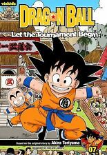 Dragon Ball: Let the Tournament Begin! 7 by Akira Toriyama (2010, Paperback)