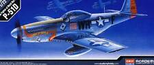 Academy - P-51D Mustang USAAF Col Gordon Grham 354th 1945 model kit 1:72