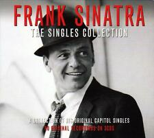 FRANK SINATRA - THE SINGLES COLLECTION - 80 ORIGINAL CAPITOL SINGLES (NEW 3CD)