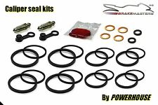 Suzuki GSX-R 1000 front Tokico brake caliper seal repair kit K4 2004