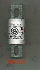 BUSSMAN FWH-225  FUSE  SEMICONDUCTOR 225 AMP 500 VOLT    FWH 225 (NIB)
