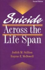 Suicide Across The Life Span: Premature Exits (Death, Education, Aging-ExLibrary